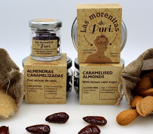 Las Morenitas de Puri con azúcar de caña